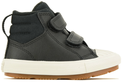 Converse Color Leather Easy-On Chuck Taylor All Star Berkshire Boot zwart/zwart/pale putty 771525C