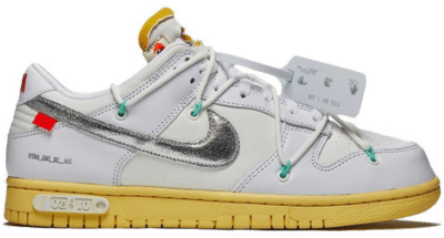 Nike Dunk Low 'Off-White?'  DM1602-127