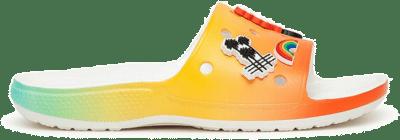 Crocs x Free & Easy Classic Slide (Multi) Multi 207672-90H
