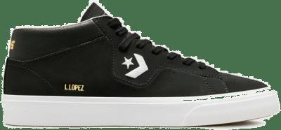 CONS Louie Lopez Pro Mid zwart/zwart/wit 171331C