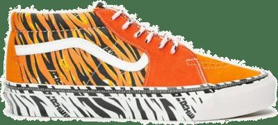 Vans Vault UA OG Sk8-Mid LX Aries Tiger Orange VN0A4BVC9WW1