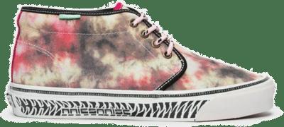 Vans UA OG Chukka Boot LX Aries Tie Dye Black Pink VN0A5FBVYZC1
