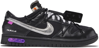 Nike Dunk Low Off-White Lot 50 DM1602-001