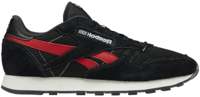 Reebok Classic Leather Core Black / Vector Red / Gold Metallic GY0707