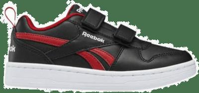 Reebok Royal Prime 2 Black / Black / Vector Red H04951