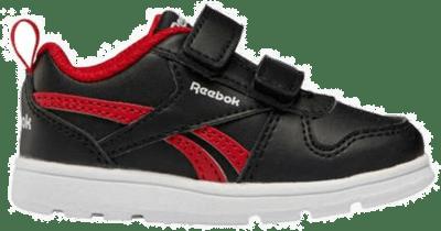 Reebok Royal Prime 2 Black / Black / Vector Red H04955
