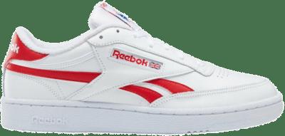 Reebok Club C Revenge Cloud White / Vector Red / Cloud White H04170