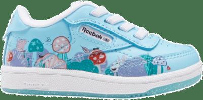 Reebok Peppa Pig Club C Digital Blue / Core Black / Cloud White GW5812
