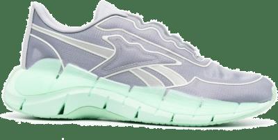 Reebok Victoria Beckham Zig Kinetica Cold Grey 2 / Storm Glow / Digital Green H02604