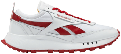 Reebok Classic Leather Legacy Cloud White / Flash Red / Cloud White GW9970