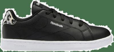 Reebok Royal Complete CLN 2 Black / Black / Silver Metallic G58499