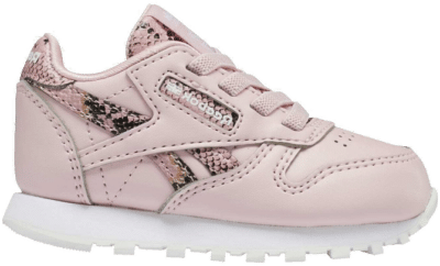 Reebok Classic Leather Pink Glow / Pink Glow / Core Black G58384