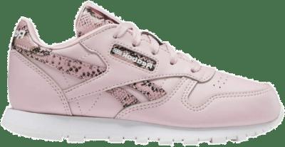 Reebok Classic Leather Pink Glow / Pink Glow / Core Black G58377