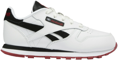 Reebok Classic Leather Cloud White / Core Black / Flash Red G58364