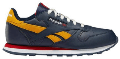 Reebok Classic Leather Vector Navy / Vector Red / Collegiate Gold G58359