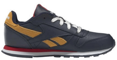 Reebok Classic Leather Vector Navy / Vector Red / Collegiate Gold G58363
