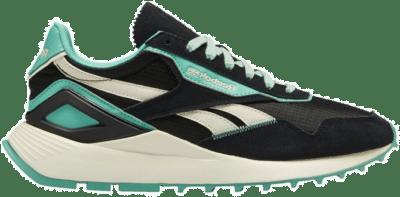 Reebok Classic Leather Legacy AZ Core Black / Alabaster / Future Teal G55288