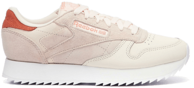Reebok Classic Leather Ripple Ceramic Pink / Twisted Coral / White FZ0847