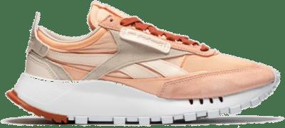 Reebok Classic Leather Legacy Ceramic Pink / Aura Orange / White FZ2906