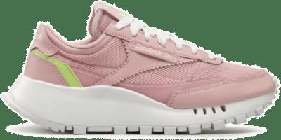 Reebok Classic Leather Legacy Pink Glow / White / Neon Mint FX3103