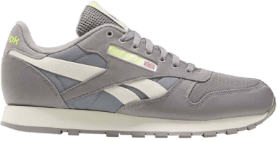 Reebok Classic Leather Spacer Grey / Classic White / Yellow Flare FY7550
