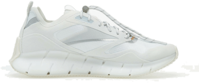 Reebok Zig Kinetica Horizon True Grey / White / High Vis Orange FW6284