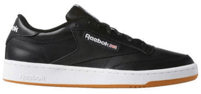 Reebok Club C 85 Intense Black / White-Gum AR0458