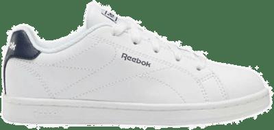 Reebok Royal Complete Clean 2.0 White / Collegiate Navy / None EF6844
