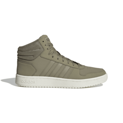 adidas Hoops 2.0 Mid Orbit Green H05683