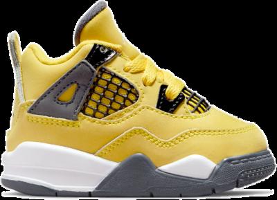 Jordan 4 Retro Yellow BQ7670-700