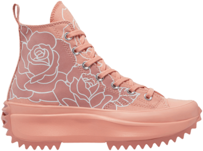Converse Run Star Hike Natasha Cloud Floral Pink Quartz (W) 571877C