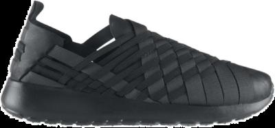 Nike Roshe Run Woven Anthracite Black (GS) 641220-005