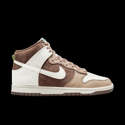 Nike Dunk High 'Light Chocolate'  DH5348-100