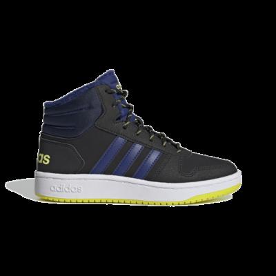 adidas Hoops 2.0 Mid Core Black GZ7797