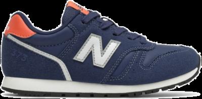 New Balance  Boys 373 Blue/Orange