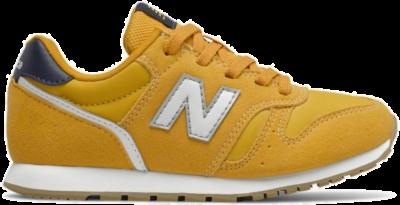 New Balance  Boys 373 Yellow/Blue