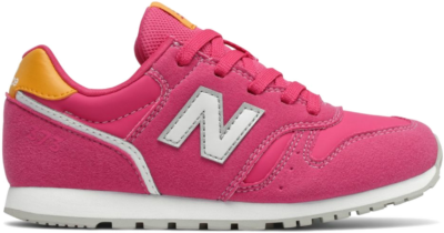 New Balance  Girls 373 Pink/Orange