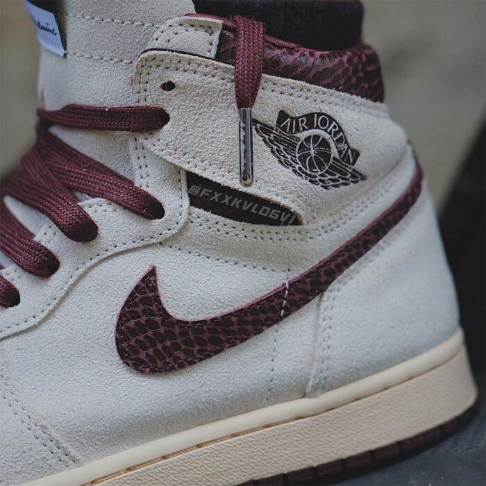 ma maniere jordan 1 Air Jordan