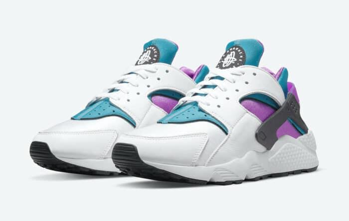 Nike air huarache go Deep magenta