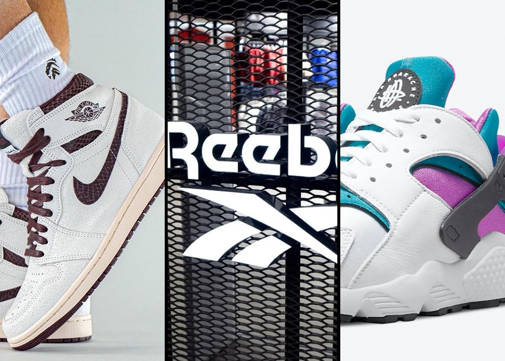 Drie van die: het belangrijkste sneakernieuws van de afgelopen week