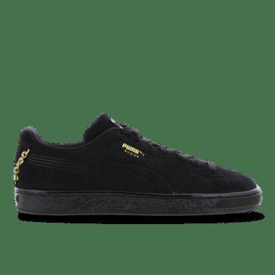 Puma Suede Classic+ Black 380624 01