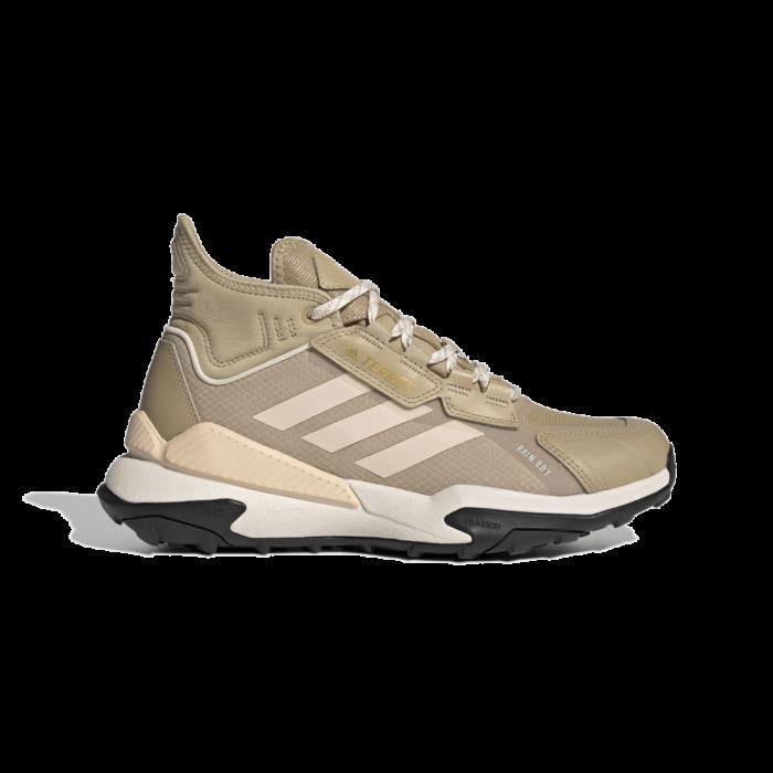 adidas Terrex Hyperblue Mid RAIN.RDY Hiking Beige Tone FY9717