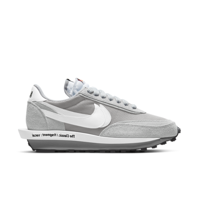 Nike LDWaffle x sacai x Fragment 'Light Smoke Grey' Light Smoke Grey DH2684-001