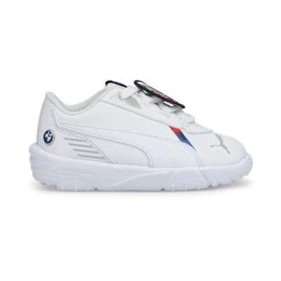 PUMA BMW M Motorsport R-Cat Machina Babies' Motorsport , White White 306907_02