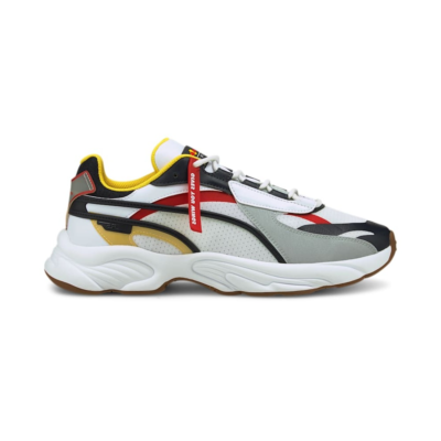 Men's PUMA Red Bull Racing Rs-Connect Motorsport Shoe Sneakers, Black Night Sky,White 306936_02