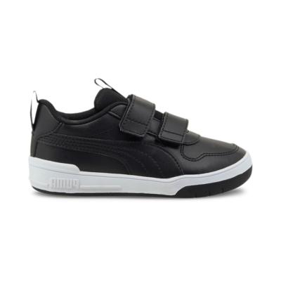 PUMA Multiflex Sl V Kids' s, Black/White Black,White 380740_01