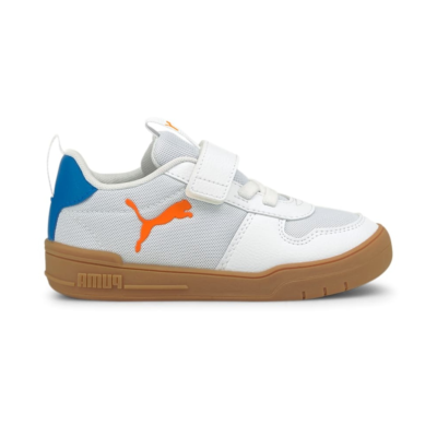 Puma Multiflex SPORT AC sneakers kinderen Roze / Wit 382651_03