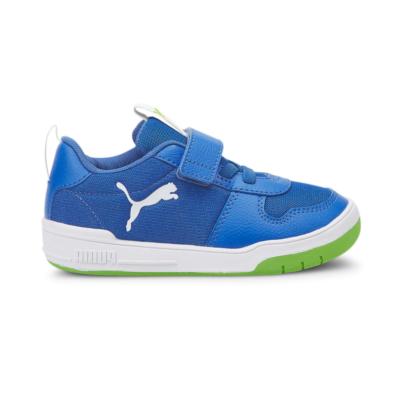 Puma Multiflex SPORT AC sneakers kinderen Blauw / Wit 382651_02