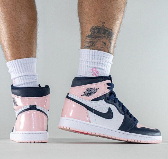Nike Air Jordan 1 bubblegum