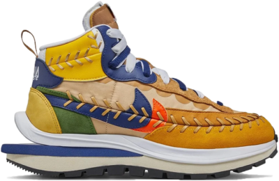 Nike Vaporwaffle sacai Jean Paul Gaultier Sesame Blue DH9186-200